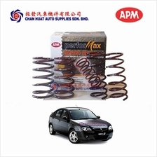 Proton Gen2 Gen-2 APM Performax Sport Lowered Coil Spring (Set of 4)