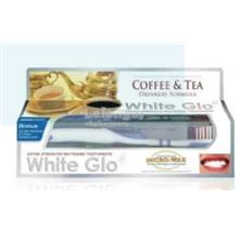 WHITE GLO COFFEE AND TEA 150G