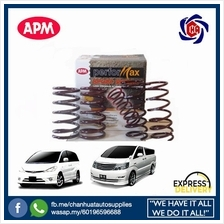 Toyota Estima Alphard APM Performax Lowered Sport Coil Spring Set 4pcs