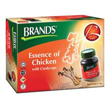 BRANDS Essence Of Chicken With Cordyceps 70g x 12s