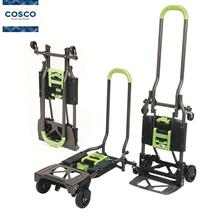 Cosco 2 in 1 Shifter Multi-Position Folding Hand Truck and Cart