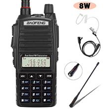 [From USA]BaoFeng Radio UV-82+ 8W Handheld Dual Band VHF/UHF Two Way Ham Radio