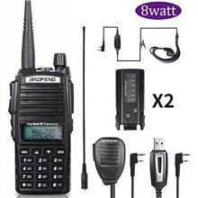 [From USA]BAOFENG 2 Way Radios Baofeng UV-82 8w High Power Walkie Talkies Dual