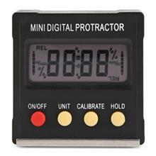 Mini Digital Protractor Inclinometer Electronic Magnetic Base