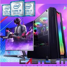 Intel Core i7 i5 i3 Dual Core 10th Gen Budget Gaming Desktop PC RX570 16GB DDR