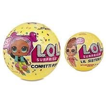 [Good Choice]L.O.L. Surprise! Confetti Pop-Series 3-Wave 1 Unwrapping Toy Bund