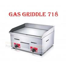 GAS GRIDDLE 718
