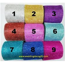 5 row Diamond Mesh Ribbon – RRS502
