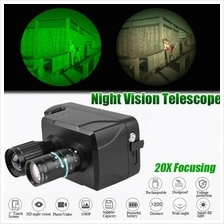 "5""LCD Screen Laser Digital Night Vision Binocular(WP-IRV20)"