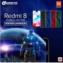 XIAOMI REDMI 8 (4GB RAM | 64GB ROM | 5000 mAh)ORIGINAL set