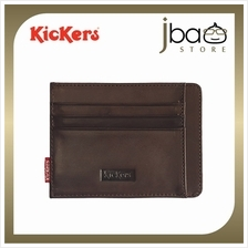 Kickers KIC87102 Leather Pocket Wallet Credit Access T &G Card Holder