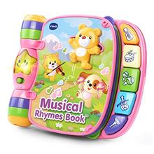 [Good Choice]VTech Musical Rhymes Book Pink (Pink)