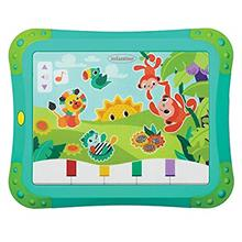 [Good Choice]Infantino Topsy Turvy Lights and Sounds Musical Touch Pad (Limite