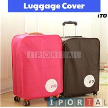 "iTO Luggage Cover Protector Suitcase Cover 20'' 24 "" 28 """