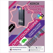 Xerox DocuCentre SC2020CPS / SC2020DA COLOUR COPIER TONER CARTRIDGE