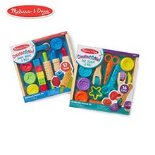 [Good Choice]Melissa  & Doug Clay Play Activity Set With Sculpting Tools a