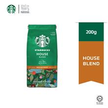 STARBUCKS Medium Roast House Blend 200g)