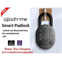 igloohome Smart Padlock (philips/keywe/airbnb/homestay lock/padlock)