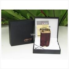 Jobon ZB-011 Tobacco Pipe Gas Refillable Piezo Lighter (Brown)