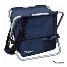 Marquee 2 In 1 Portable Stool and Cooler Bag
