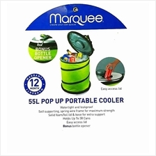 Marquee 55L Pop Up Portable Cooler Bag