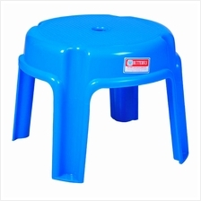 Corporate Furniture Plastic Stool 240mm Height PS A240 Adult