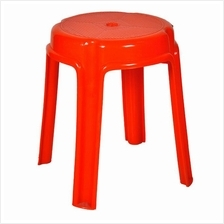 Corporate Furniture Plastic Stool 430mm Height PS A430 Adult