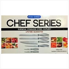 [USA Shipping]Sharp Select Chef Series Surgical Stainless Steel Cutlery (7)
