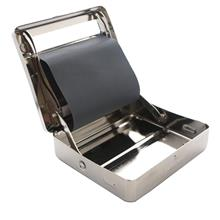 Auto Cigarette Cigar Metal Roller Tobacco Rolling Box Machine Case