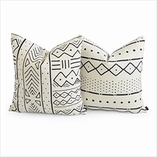 [From USA]Hofdeco Premium Decorative Throw Pillow Cover HEAVY WEIGHT Cotton Li