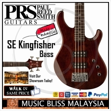 PRS SE Kingfisher Bass 4-string Electric Bass w/Bag - Tortoise Shell
