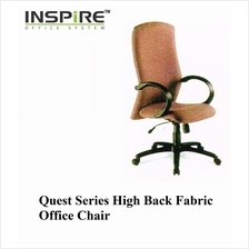 Quest Series High Back Fabric Office Chair