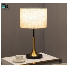 Nordic Bedroom Bedside Table Lamp Modern Warm House