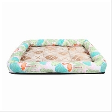 Summer Soft Cat Dog Bed House Pet Sleeping Bag (MULTI-A)