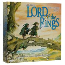 [Good Choice]Eagle Games Lord of the Rings Children's Board Game