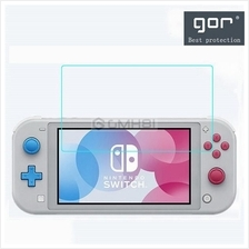 Gor 2 pcs Nintendo Switch Lite 9H 2.5D Tempered Glass Screen Protector