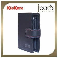 Kickers C87107-A Leather Card Holder Credit Access T &G Name Cards Wallet Case