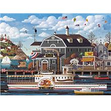 Buffalo Games - Charles Wysocki - Fairhaven by the Sea - 1000 Pie