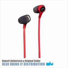 Kingston HyperX Cloud Earbuds Gaming Headphones with Mic (HX-HSCEB-RD)