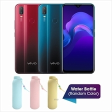 Vivo Y11 6.35-Inch [3GB]32GB Smartphone + Vivo Water Bottle (Vivo Warranty)