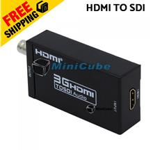 HDMI to SDI Converter HD-SDI / 3G Supports 720p 1080p