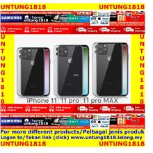 ORIGINAL.Apple iPhone 11 Pro Max 11 Pro iPhone 11 (E SINGLE SIM)