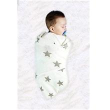 [From USA]Baby Swaddle Blanket | Muslin Blanket | Organic Cotton | 2 Pack | 47