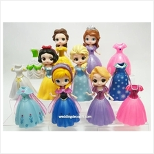 Disney Princess Magic Clip Figurine Toy - CCT62