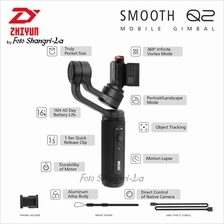 Zhiyun Smooth-Q2 / Smooth Q2 Pocket-Size Smartphone Gimbal Stabilizer