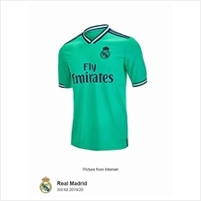La Liga Real Madrid 3rd Jersey 2019/20