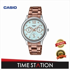 CASIO | ANALOG-LADIES' FASHION | LTP-E306R-2A