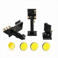 [USA]Cloudray CO2 Laser Head Whole Set Incl. 2PCS Mirror Mounts 1 PCS