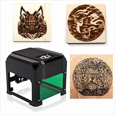 [USA]laser engraving machine Laser Engraver Printer 3000mW Mini deskt