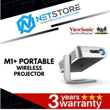 ViewSonic M1+ Portable Smart Wireless Projector